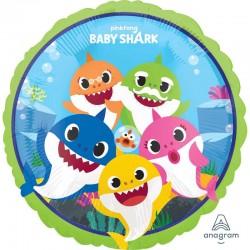 Palloncino Baby shark 45 cm