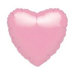 Palloncino cuore rosa