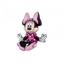 Palloncino Minnie seduta
