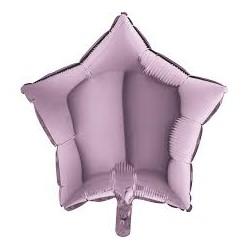 Palloncino stella lilla