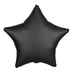 Palloncino stella nero