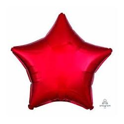 Palloncino stella rosso