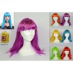 Parrucca colorata