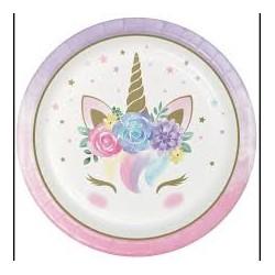 Piatti Unicorn baby