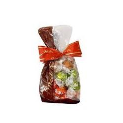 Praline assortite Lindt: latte, nocciola, pistacchio