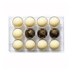 Stampo cioccolatino mezza sfera