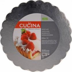 vassoio per torta conf.4 pz.diametro 35 cm