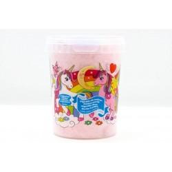Zucchero filato unicorno vasetto 30 g