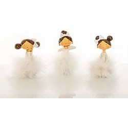 3 ballerine bomboniera