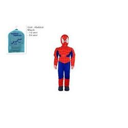Abito Spiderman