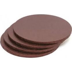 Cake board marrone 35 cm