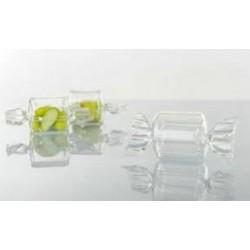 Caramelle in plexiglass 25 pz