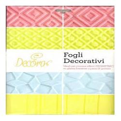 Fogli decorativi: geometric